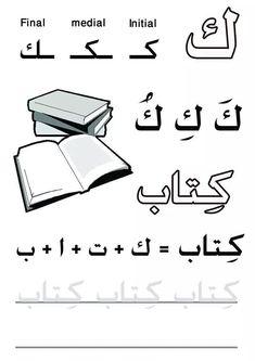 Kaaf, حرف الكاف
