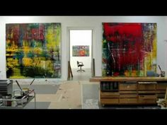 Robert Storr: Gerhard Richter - The Cage Paintings (2011) - YouTube