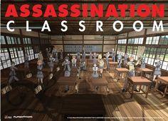 Great Eastern Entertainment Assassination Classroom Promo...