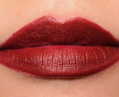 Maybelline ColorSensational Creamy Matte Lip Color in Burgundy Blush