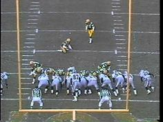 The First Lambeau Leap - Original Dec. 26, 1993 Broadcast - Packers vs Raiders - Raiders fumble the ball in the 4th quarter, recovered by Reggie White who then laterals the ball to Leroy Butler, who scores and invents the team's legendary Lambeau Leap