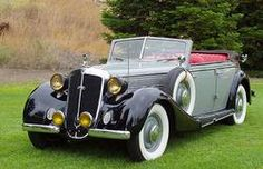 View 1939 HORCH 930V PHAETON - 1 OF 3 BUILT AND ONLY 1 OF 2 THAT SURVIVE TODAY…