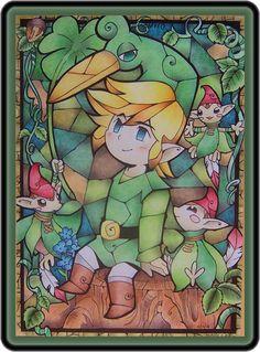 Zelda - The Minish Cap.
