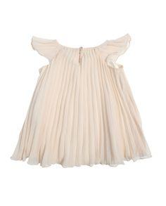 Pleat Swing Dress - Bardot Junior