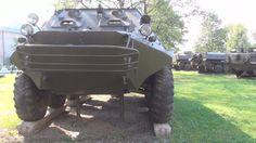 BTR-60 P Armoured Carrier (1960)