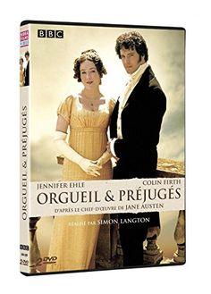 Orgueil et préjugés - Edition 2 DVD Koba Films http://www.amazon.fr/dp/B000DJBHCS/ref=cm_sw_r_pi_dp_NX8Hwb1TM8BWG