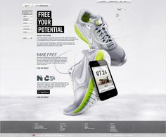 Emelie Ivansson - Nike Free   NTC