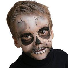 Super Maquillage, Maquillage Halloween Enfant, Maquillage Pour, En Squelette, Maquillage Squelette, Maquillage Fantaisie, Maquillages, Fetes, Sacs
