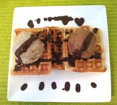 Light Waffles I Science, Gastronomy & Healthy Living Waffles, Healthy Living, Science, Breakfast, Kai, Food, Morning Coffee, Meal, Healthy Life