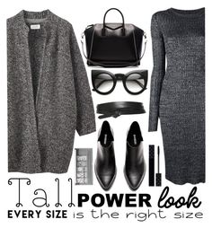 """My power look!"" by tyttaya ❤ liked on Polyvore featuring Isabel Marant, Toast, Givenchy, Boohoo, Gucci and powerlook"
