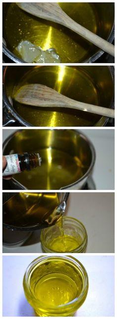 Homemade 'Vicks Vapor Rub' All Natural!