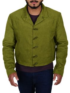Jamie Foxx Django Unchained Coat | Top Celebs Jackets