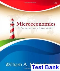 Test bank solutions for macroeconomics a contemporary introduction microeconomics a contemporary introduction 10th edition mceachern test bank test bank solutions manual fandeluxe Image collections