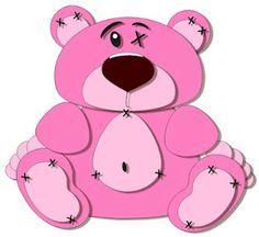 Patch Bear FREE SVG file #scrapbooking #svg