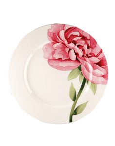 Would make gorgeous luncheon plates, if I did that kind of thing.  Mikasa Peony $30
