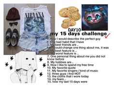 """""""My 15 days challenge - 10. Quote"""" by dracul-278 ❤ liked on Polyvore"""