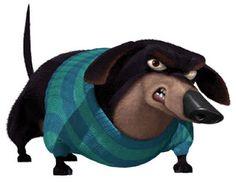 Dachshunds in Pop Culture: Mr. Weenie