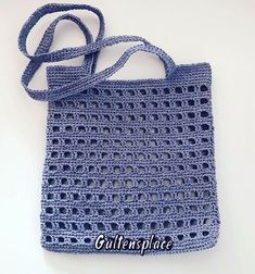 Good morning wish you auspicious Ramadan dear friends . Crochet Woman, Love Crochet, Knit Crochet, Filet Crochet, Crochet Stitches, Ramadan, Summer Tote Bags, Crochet Bunny Pattern, Net Bag