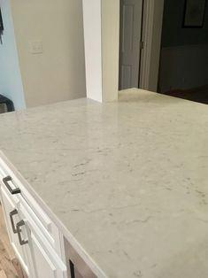Carrara Mist Quartz By MSI Basement Bar For The Home