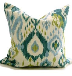 Ikat blues and teals pattern to be important in fall/winter 2013-2014.