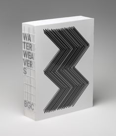Waterweavers: A Chronicle of Rivers, edited by José Roca and Alejandro Martín | Design by Irma Boom 50 Books | 50 Covers: Design Observer