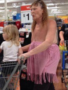 Walmart humor The people of Walmart gone wild PMSLweb