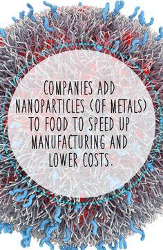 http://onegr.pl/1p6Lm65 #vegan #eatclean #nanoparticles
