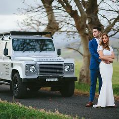 We have developed a package where you can have the Defenders for your wedding cars and we will leave one with you fully kitted out with camping gear and roof top tent so you can have the ultimate road tripping honeymoon.  #hellomay #weddingcar by common4x4 We have developed a package where you can have the Defenders for your wedding cars and we will leave one with you fully kitted out with camping gear and roof top tent so you can have the ultimate road tripping honeymoon.  #hellomay…