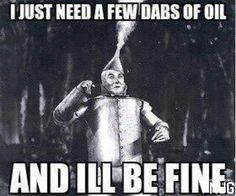 A few dabs of oil and I'll be fine! Learn more about essential oils ---> Healing Oils, Aromatherapy Oils, Young Living Oils, Young Living Essential Oils, Doterra Essential Oils, Essential Oil Diffuser, Oil Quote, Weed Memes, Weed Funny