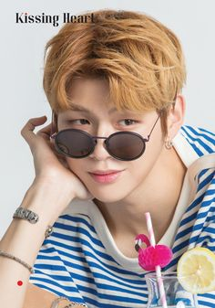 Kissingheart (@KSHT_official) | Twitter Daniel K, Korean Boy Bands, Korean Singer, Round Sunglasses, Kpop, Pop Idol, Korean Men, Kissing, Conversation