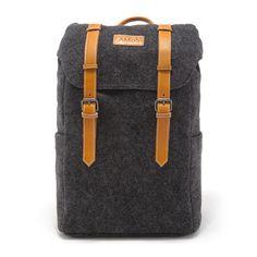 Daypack // Merino Wool Felt