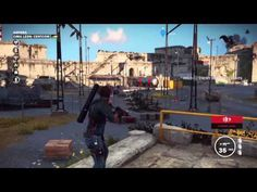 Just Cause 3 - Lets Play - Aspera Cima Leon Centcom