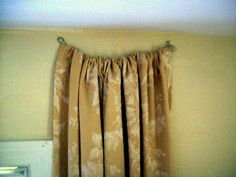 Hanging Curtains From Ceiling | For The Home | Pinterest | Hanging Curtains,  Ceiling And Small Spa