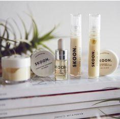 SKOON. skincare trial pack