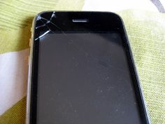 How to replace the iPhone glass if it's cracked. Who knows? I might need this.