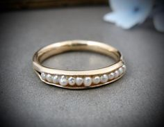 2.50 mm 10 K Or Massif Traditionnel Band ou Empilage Anneau handmade in U.S.