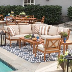 Cosco Outdoor Malmo Wicker 4 Piece Patio Conversation Set - Spend your days outdoors in sophisticated style with the Cosco Outdoor Malmo Wicker 4 Piece Patio Conversation Set . Featuring a durable, powder-coated...