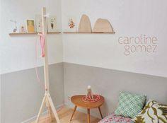 La  preciosista colección de madera del atelier de Caroline Gomez