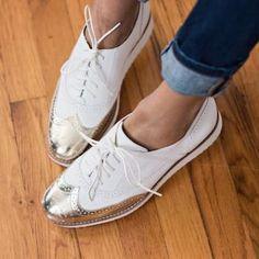 Nine West: Shoes > Flats & Ballerinas > Vinata Lace-Up Oxfords