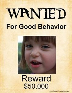 Printable Wanted Posters New Free Wanted Poster Maker  Wanted Posters  Pinterest  Poster Maker