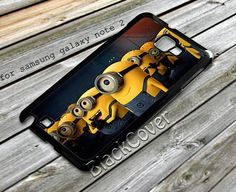 despicable me project overload - iPhone 4/4S/5/5S/5C, Case - Samsung Galaxy S3/S4/NOTE/Mini, Cover, Accessories,Gift