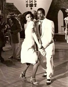 Ben Vereen and Debbie Allen