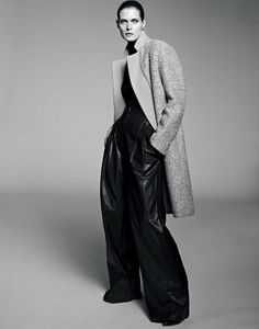 Malgosia Bela by Karim Sadli The Gentlewoman Magazine Fall 2012 (5)