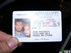 yup all states allow you to have your gf in your official picture.