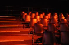 Chairs, Stairs, Theater