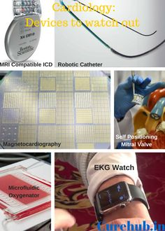 Cardiology Devices to watch out for: Curehub is bringing out a huge portfolio of devices in the cardiology space. For more info log in at www.curehub.in