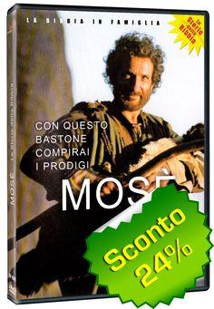 L'epica della fede e della libertà in un film di passione e di avventura. La storia di Mosè, da trovatello a principe egiziano, assassino involontario che scappa per diventare pastore, ma viene scelto...