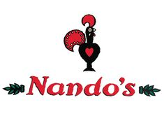 Welcome to Nando's home of legendary South African flame-grilled PERi-PERi chicken. Try a Nando's restaurant near you. Nando's Chicken, Peri Peri Chicken, Fast Food Logos, Logo Food, Vegan Fast Food, Halal Recipes, Logo Restaurant, 404 Page, Best Places To Eat