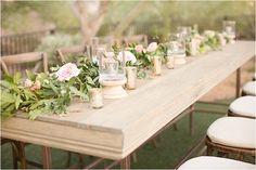 Romantic Floral Wedding - Rachel + Perry - The Daily Wedding