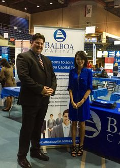 Balboa Capital has a booth at the UC Davis Career Fair today ‪#‎UCDavis‬ ‪#‎careers‬. Stop by to meet members of our sales team and recruiting team. #balboacapital